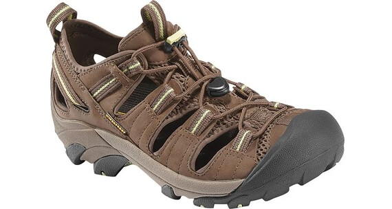 Keen W's Arroyo II Chocolate Chip/Sap Green